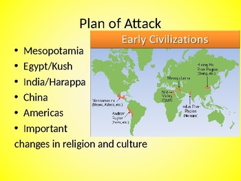 Stearns 7e World Civilizations - Chapter 2 - World History AP Custom PowerPoint