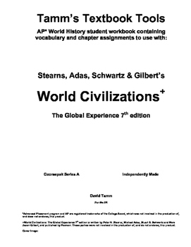 Stearns World Civilizations 7th edition student packet for ch. 1 and 2