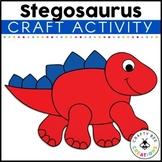 Dinosaur Craft {Stegosaurus}