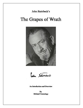 Steinbeck: The Grapes of Wrath An Introduction and Overview