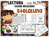 "Stelaluna - ""Close Reading"" con  lectura en voz alta (Stellaluna)"