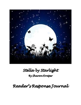 Stella by Starlight Reading Response Journal