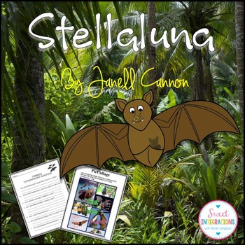 STELLALUNA - Book Study and Technology Activities