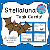 Stellaluna Activities Task Cards (Reading Comprehension)