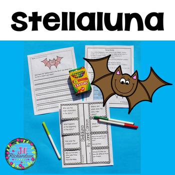 Stellaluna Activities Book Companion (Interactive printabl