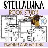 Stellaluna Book Study Printables