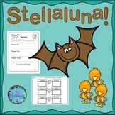 Stellaluna Activities Book Companion
