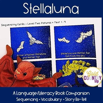Stellaluna - A Language/Literacy Book Companion