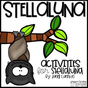 Stellaluna {A Mini-Unit with Activities & Crafts}