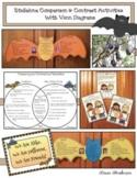 Stellaluna Bat Activities Comparing & Contrasting With Ven