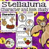 Stellaluna Activities and Book Study (includes non fiction