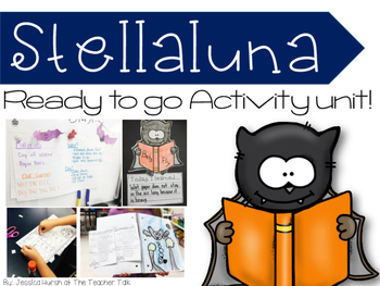 Stellaluna Activity Unit - Easy Prep