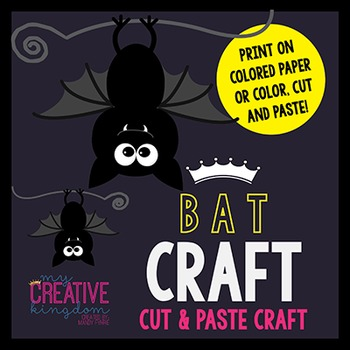 Stellaluna Bat Craft