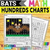 Stellaluna-Bats Hundreds Chart Hidden Picture