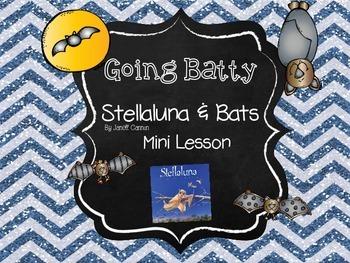 Stellaluna & Bats Mini Lesson