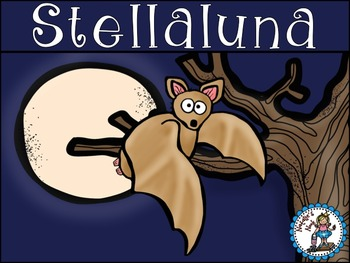 Stellaluna {Book Companion}