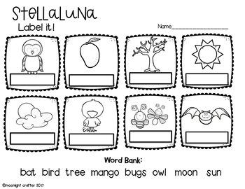 Stellaluna Book Companion