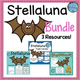 Stellaluna Activities Book Companion Bundle!