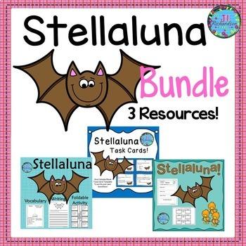 Stellaluna Activities Book Companion Bundle!