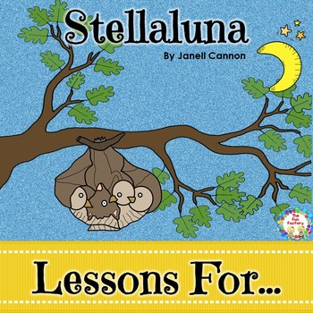 Stellaluna Book Companion PK-K