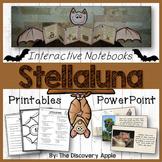 Stellaluna Book Study Bats Interactive Notebooks Printable
