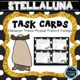 Stellaluna - Character Traits, Physical Traits & Feelings Task Cards