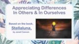 Stellaluna Diversity Tolerance Lesson w activity & 4 video PBIS Respect NO PREP!