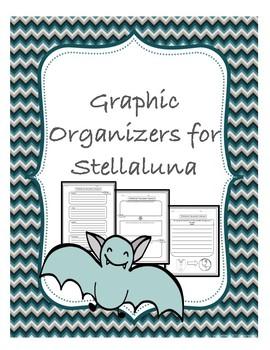 Stellaluna English Graphic Organizers