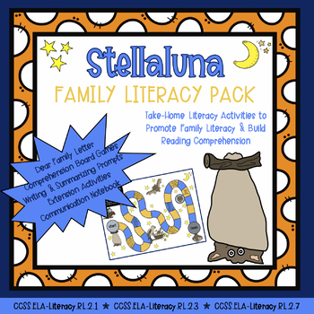 Stellaluna: Family Literacy Pack