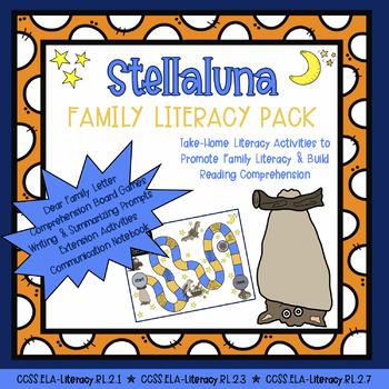 Stellaluna: Family Literacy Pack