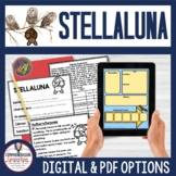Stellaluna Book Companion