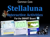 Stellaluna Interactive Reading Activities for the SMART Board