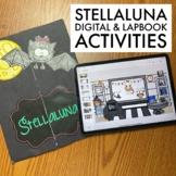 Stellaluna Lapbook & Distance Learning Digital Activities