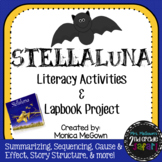 Stellaluna Literacy Activities & Lapbook Project