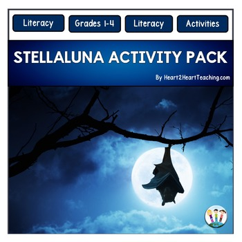 Stellaluna Activities and Literacy Pack