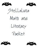 Stellaluna Math and Literacy Packet
