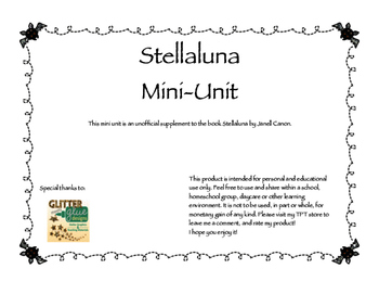 Stellaluna Mini Unit
