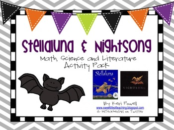 Stellaluna & NightSong Cross-Curricular Book Study
