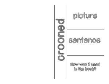 Stellaluna: No-Prep Lift-the-Flap Vocabulary