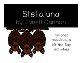 Stellaluna: No-Prep Lift-the-Flap Vocabulary