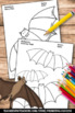Bats and Stellalluna Graphic Organizer Reading Comprehension Activities