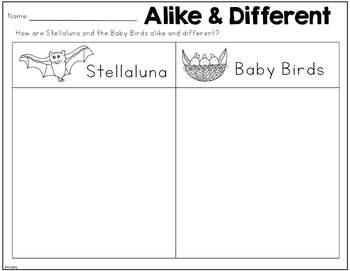 Stellaluna Read Aloud Kit