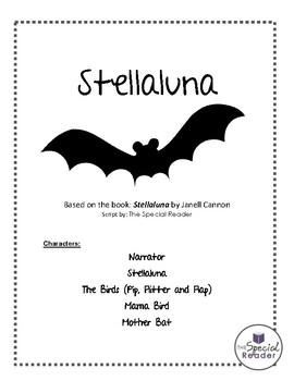 Stellaluna Reader's Theater Script