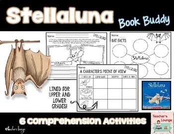 Stellaluna Reading Activities