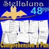 Stellaluna : Reading Comprehension Book Companion Activity Packet Literacy Unit