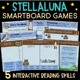 Stellaluna Interactive Whiteboard -SMARTboard Activities