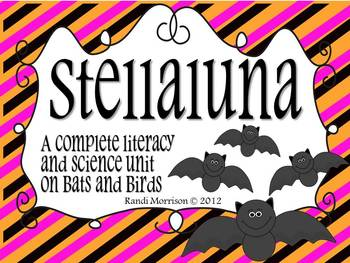 Stellaluna and Pumpkin Life Cycle Bundle