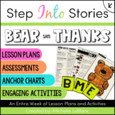 Bear Says Thanks Step Into Stories