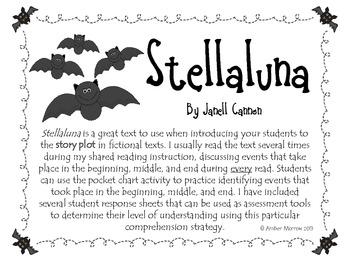 Stellaluna Worksheets Teaching Resources | Teachers Pay Teachers