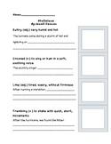 Stellaluna Vocabulary Packet